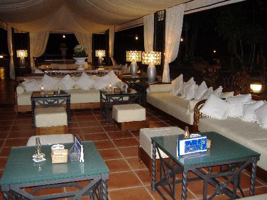 Iberostar Anthelia: una de las terrazas