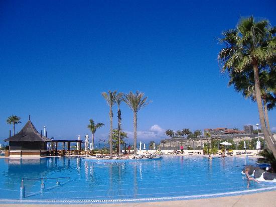 piscina de agua salada fotograf a de iberostar anthelia On piscinas de agua salada en tenerife
