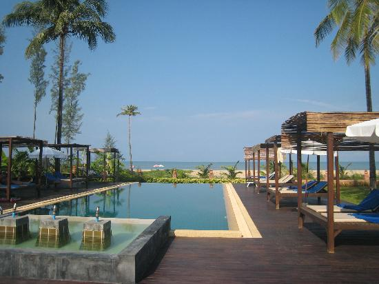Khaolak Orchid Beach Resort Pool