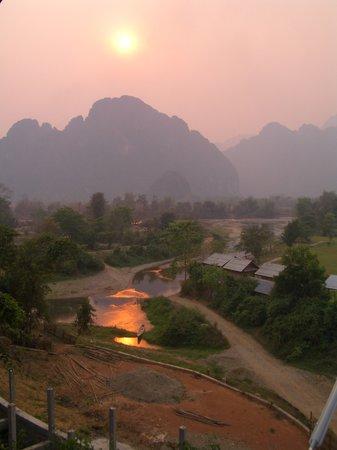 Laos: viang vieng