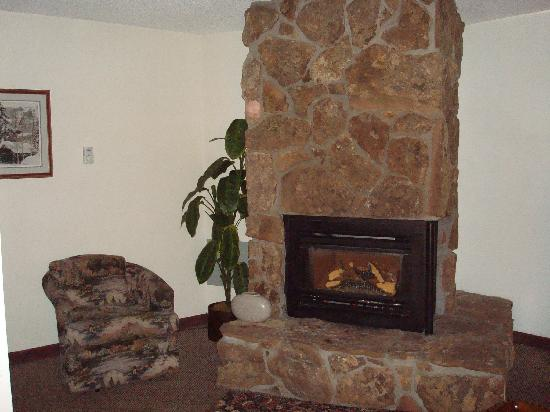 Vail Run Resort: Fire Place