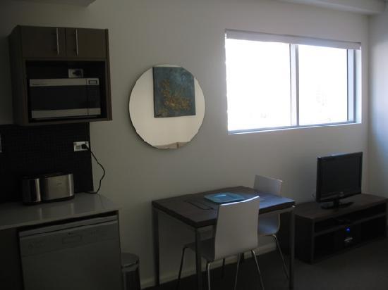 APX World Square : Studio Apartment