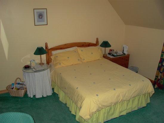 Quaich Cottage: Our Room