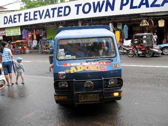 Daet, الفلبين: Daet, Stadtverkehr