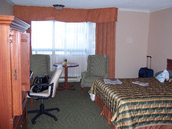 BEST WESTERN PLUS Ottawa City Centre: Comfortable seating area