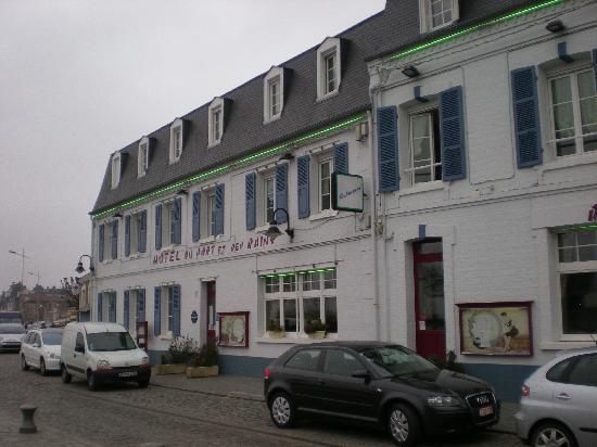 H tel du port et des bains saint valery sur somme voir - Hotel du port et des bains saint valery sur somme ...