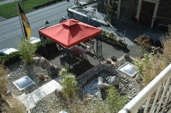 Zeltingen-Rachtig, Jerman: Le jardin
