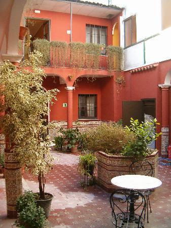 Al Andalus Jerez: HOTEL PATIO