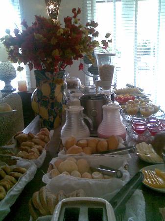 La Chimere: El desayuno...