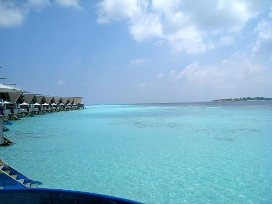 COMO Cocoa Island, The Maldives: View from Deck