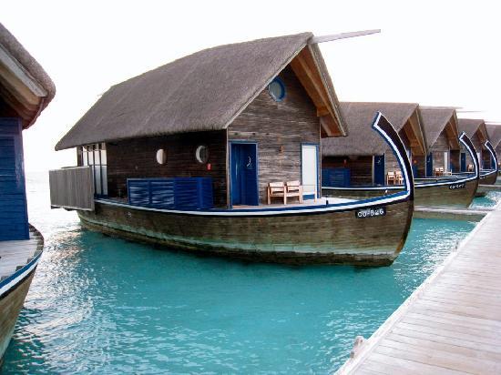 COMO Cocoa Island, The Maldives: Dhoni Loft