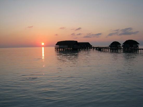 COMO Cocoa Island: Sunrise