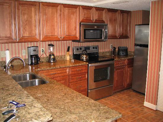 Kitchen - Windemere 801
