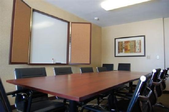 Motel 6 La Crosse WI: Meeting Room