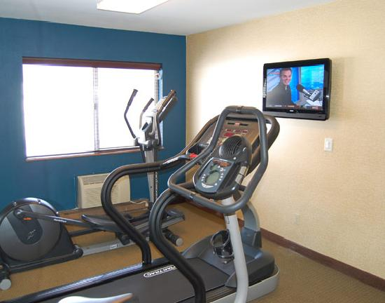 Motel 6 La Crosse WI: Fitness Center