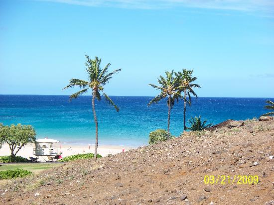 Hapuna Beach State Recreation Area Arriving At