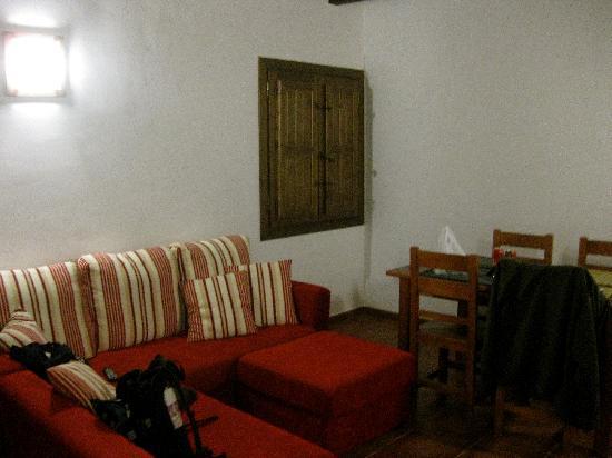 Apartamentos Serrano: Spacious!
