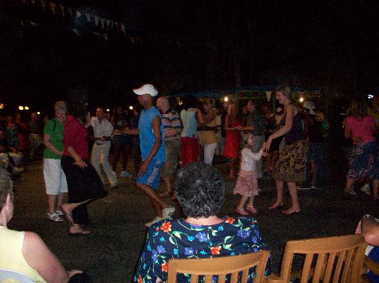 Dancing In Caribbean Street Picture Of Hotel Riu Palace