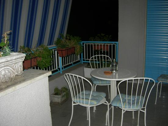 A Home For Holiday: balcony