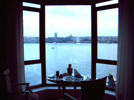 Sozbir Royal Residence Hotel: This was breakfast view