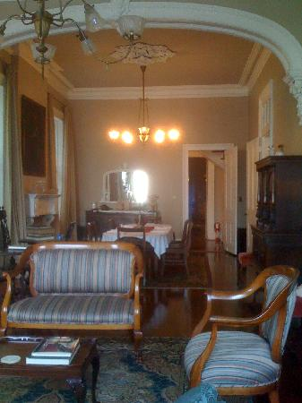 McKendrick - Breaux House: Great Room/Dining Room