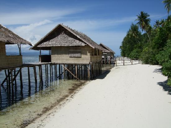 Kri Eco Resort : bungalow