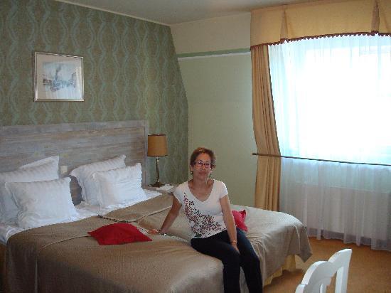 Hotel Imperial: Habitación