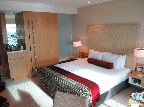 SKYCITY Grand Hotel: View of the room
