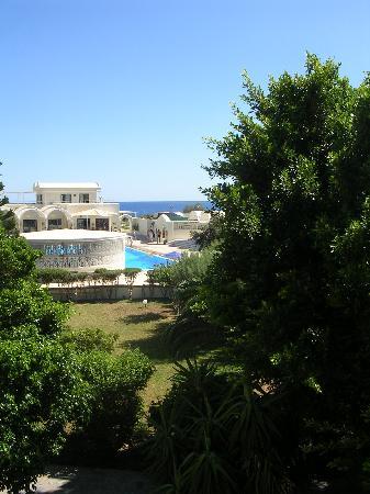 Sunshine Kreta Club Calimera: vue du balcon