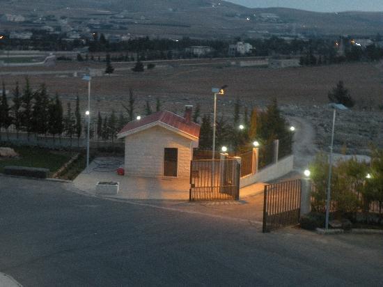 Saydnaya, Syria: St. Christophorus Patriarchal Monastery