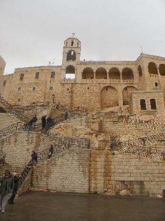 Saydnaya, Syria: Convento della Nostra Signora