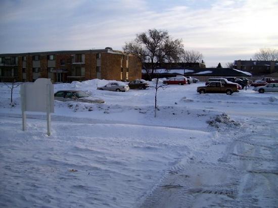 Car Rental Fargo Nd: Main Ave Bridge Between Fargo, ND And Moorhead, MN