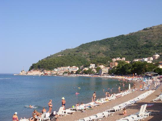 Hotel Rivijera: Petrovac Beach