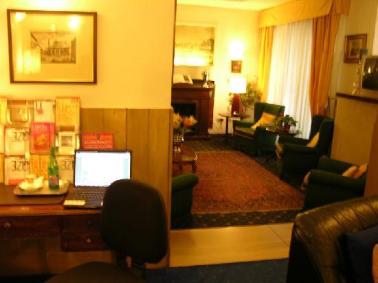 Hotel Rex: nice lounge
