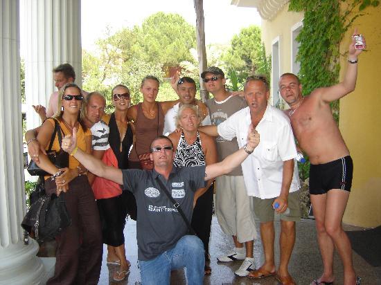 Paloma Club Sultan Ozdere: la bande de ouf du club