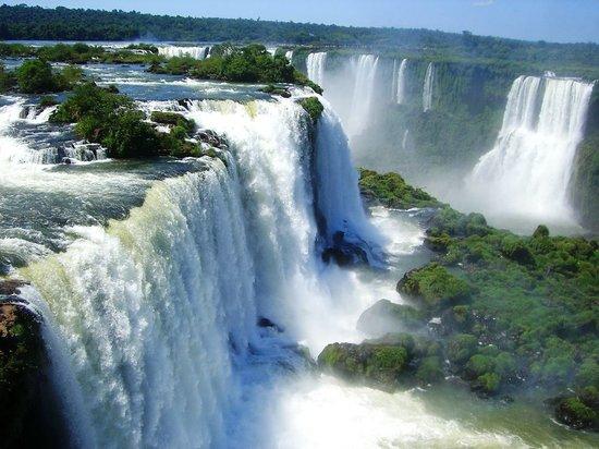 Brésil : Foz de Iguazú lado brasileño