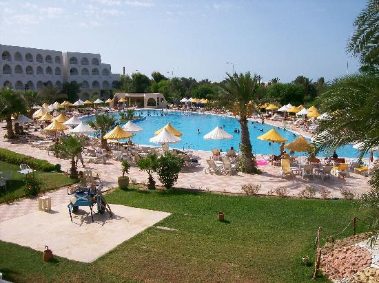 VIME Sidi Mansour: piscina