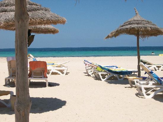 VIME Sidi Mansour: spiaggia