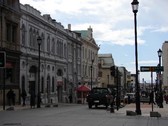 Punta Arenas, Chile: Plaza de Punta Arena