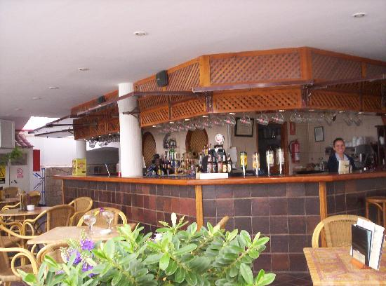 Lagos de Fañabe Resort: le bar