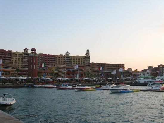 Porto Marina Resort & Spa : veduta del porto