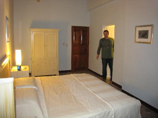 La Islita Boutique Hotel: the room