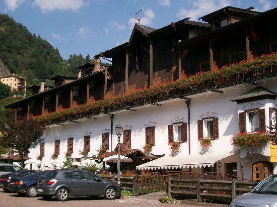 Molina di Fiemme, Italy: Hotel Ancora