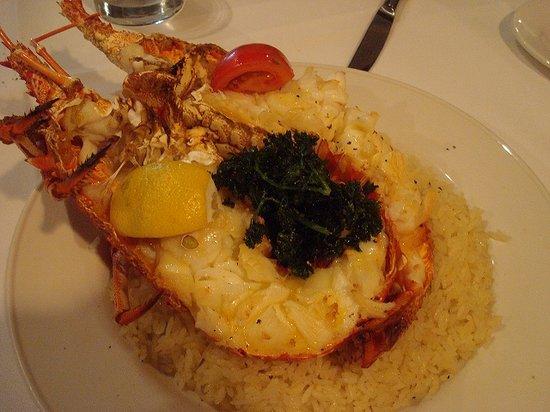 Omeros Bros Seafood Restaurant: ロブスター