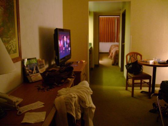 Antonio La Sala.Escritorio En La Sala Picture Of Drury Inn Suites San
