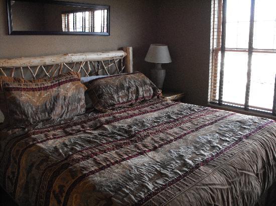 The Lodge at Giant's Ridge : Bedroom