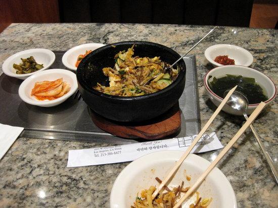 Seoul Garden Restaurant: My $11 dinner. Whoa!