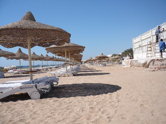 Baron Resort Sharm El Sheikh: The Beach