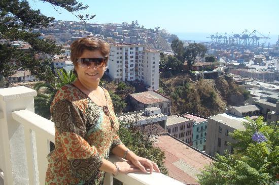 Hotel Casa Higueras: En la terraza de la habitación