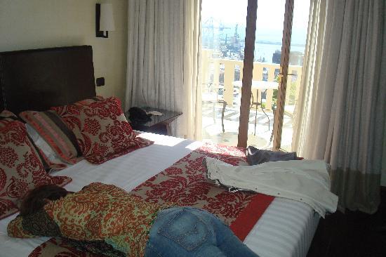 Hotel Casa Higueras: Recién llegados a la habitación